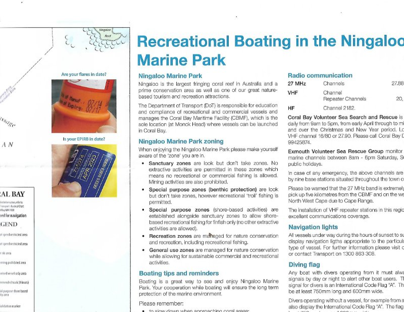 Boating Information on Coral Bay Western Australia 3.jpg